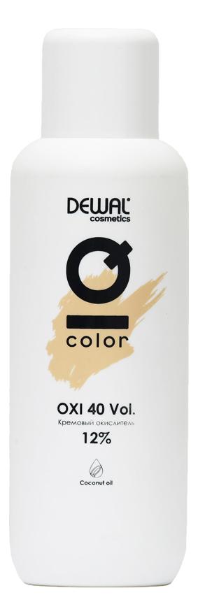 Кремовый окислитель с кокосовым маслом Cosmetics IQ Color OXI 12%: Окислитель 1000мл кремовый окислитель с кокосовым маслом cosmetics iq color oxi 3% окислитель 1000мл