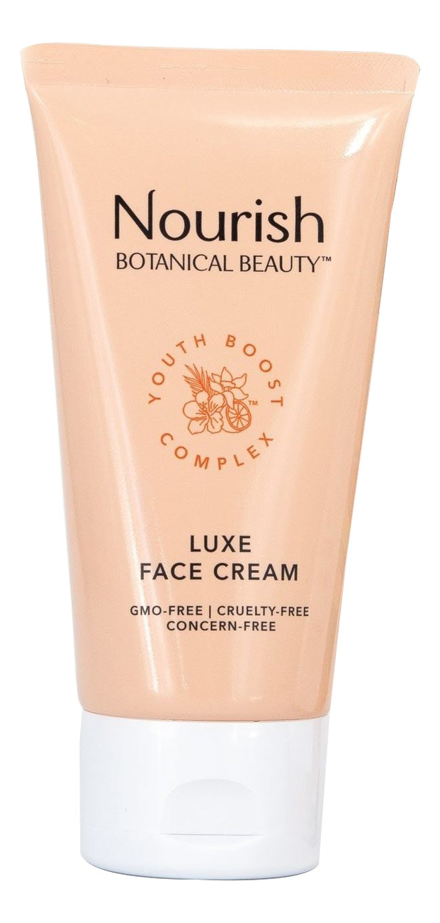 Крем для лица Botanical Beauty Luxe Face Cream 50мл