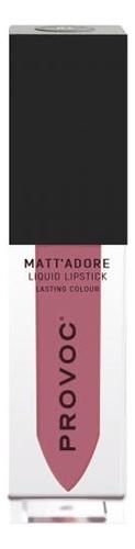 Жидкая матовая помада для губ Mattadore Liquid Lipstick 4,5г: 30 Feign smashbox always on liquid матовая помада для губ vino noir