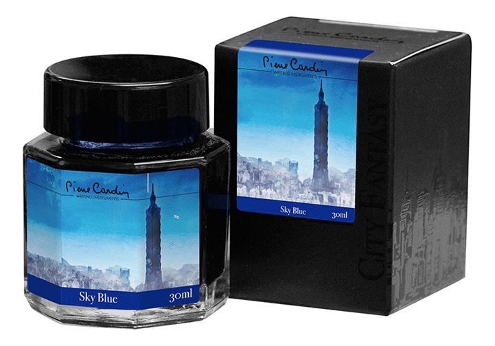 Флакон чернил City Fantasy 30мл: Sky Blue