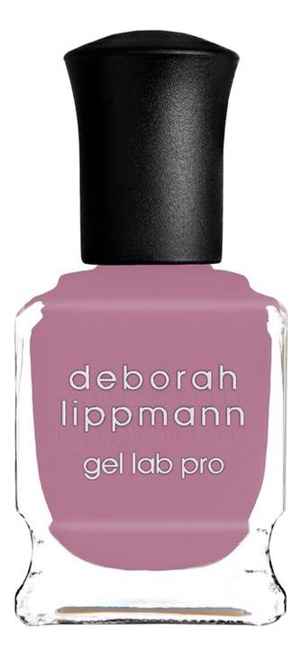Лак для ногтей Gel Lab Pro Color 15мл: Evening Kiss deborah lippmann gel lab pro color sea of love лак для ногтей 15 мл