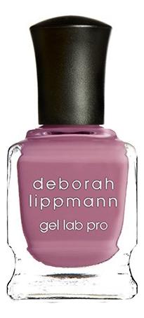 Лак для ногтей Gel Lab Pro Color 15мл: I Feel Pretty deborah lippmann gel lab pro color sea of love лак для ногтей 15 мл