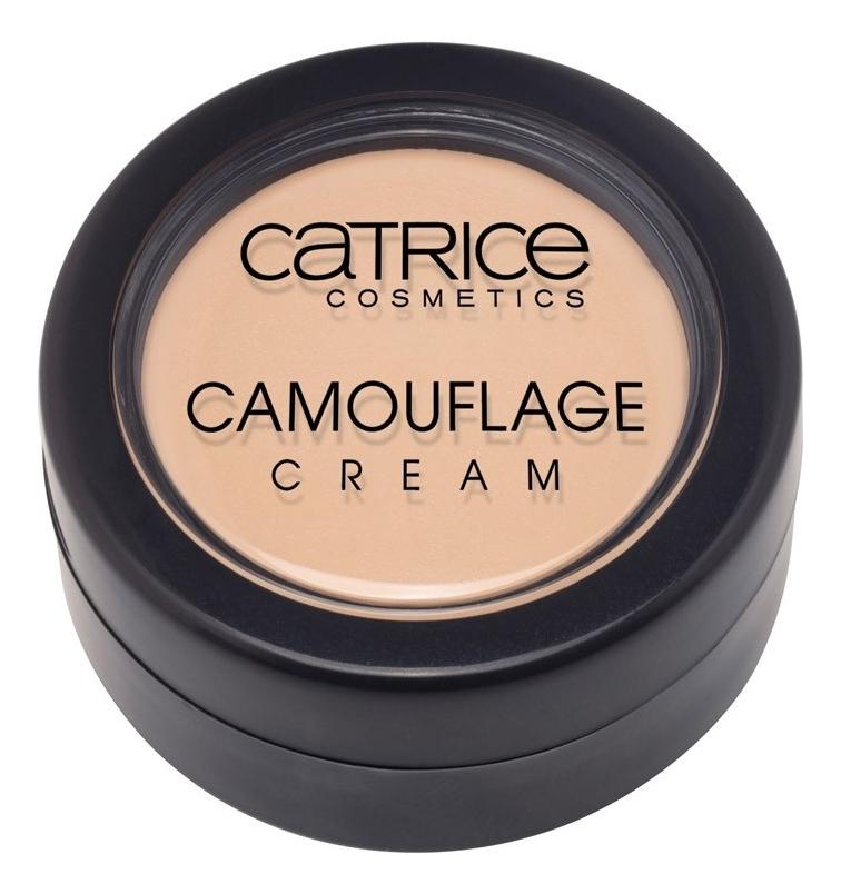 Консилер для лица Camouflage Cream 3г: 010 Ivory консилер для лица camouflage cream 3г 010 ivory