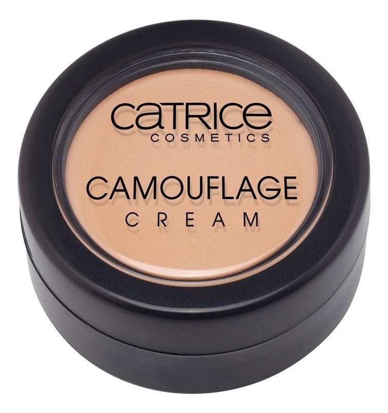 Консилер для лица Camouflage Cream 3г: 020 Light Beige консилер для лица camouflage cream 3г 010 ivory