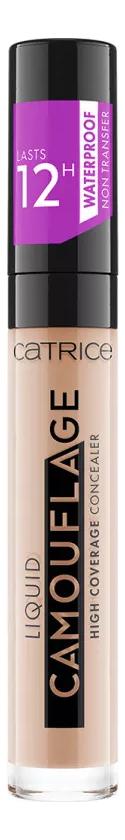 Консилер для лица Liquid Camouflage 5мл: 020 Light Beige консилер для лица hd liquid coverage precision concealer 2 5мл 020 rose beige