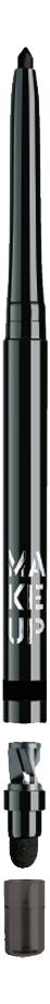 Автоматический контурный карандаш для глаз Automatic Eyeliner 0,31г: 10А Глубокий черный