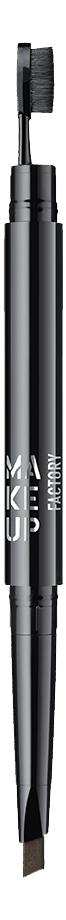 Автоматический карандаш для бровей Triangle Brow Styler: 07 Taupy Brown карандаш для бровей make up secret make up secret mp002xw0hvq0