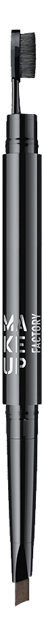 Автоматический карандаш для бровей Triangle Brow Styler: 10 Dark Sepia карандаш для бровей make up secret make up secret mp002xw0hvq0