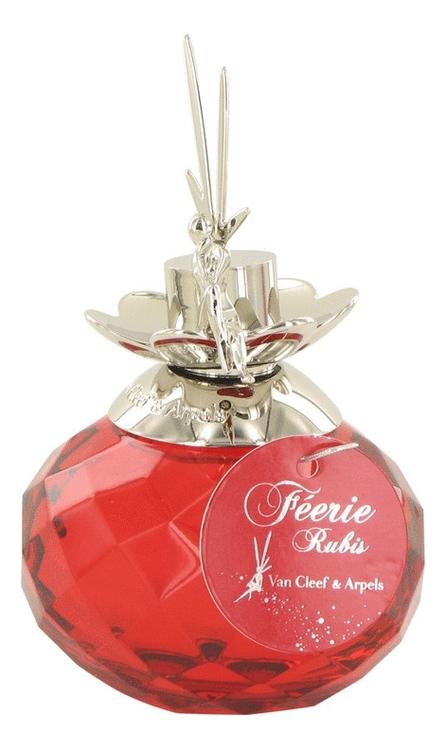 Van Cleef & Arpels Feerie Rubis: парфюмерная вода 50мл тестер van cleef feerie rose des neiges туалетная вода 30 мл