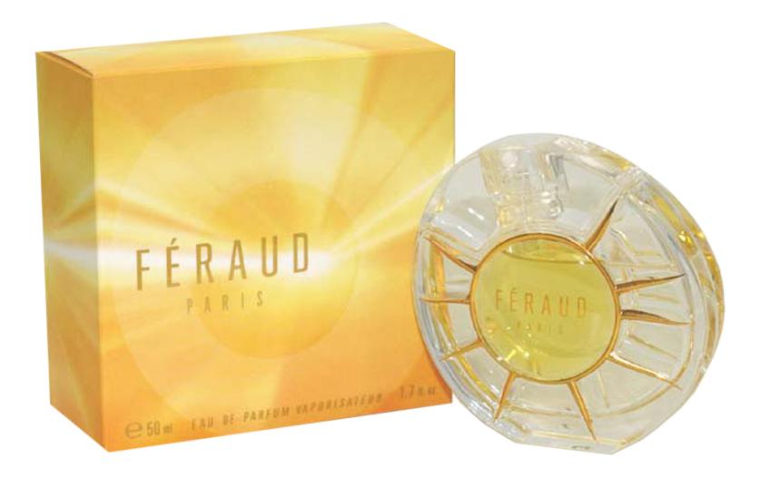 Feraud Women: парфюмерная вода 50мл louis feraud vintage шелковое платье 80 е