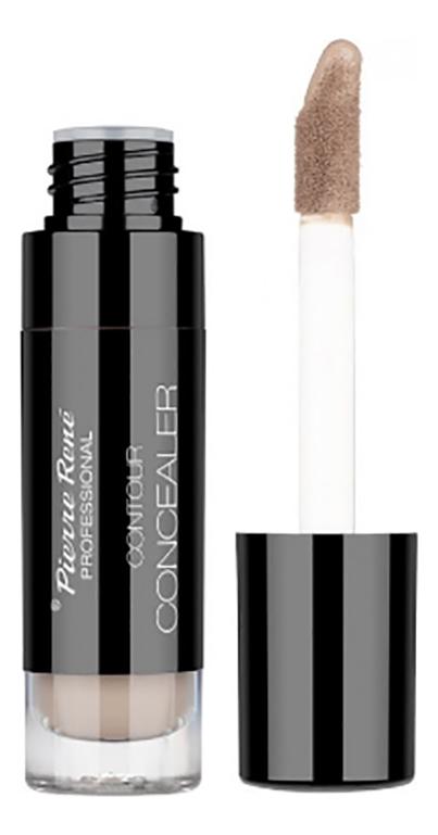 Контурный консилер для лица Contour Concealer 7мл: No 02 кремовый консилер для лица vibrant skin concealer 7мл 02 light