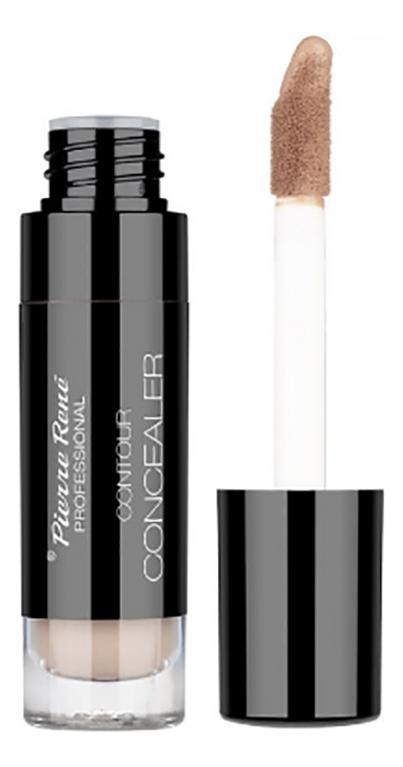 Контурный консилер для лица Contour Concealer 7мл: No 03 кремовый консилер для лица vibrant skin concealer 7мл 03 medium