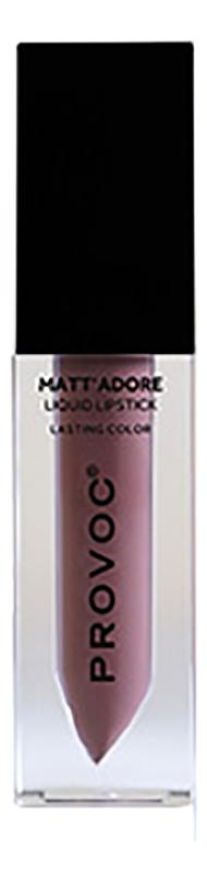Жидкая матовая помада для губ Mattadore Liquid Lipstick 4,5г: 03 Trender smashbox always on liquid матовая помада для губ vino noir