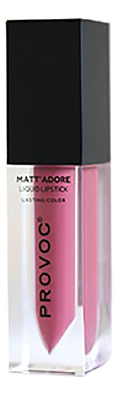 Жидкая матовая помада для губ Mattadore Liquid Lipstick 4,5г: 17 Playtime smashbox always on liquid матовая помада для губ vino noir