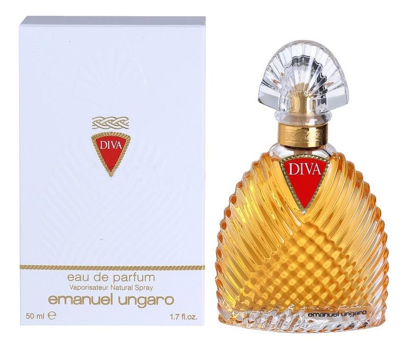Emanuel Ungaro Diva: парфюмерная вода 50мл
