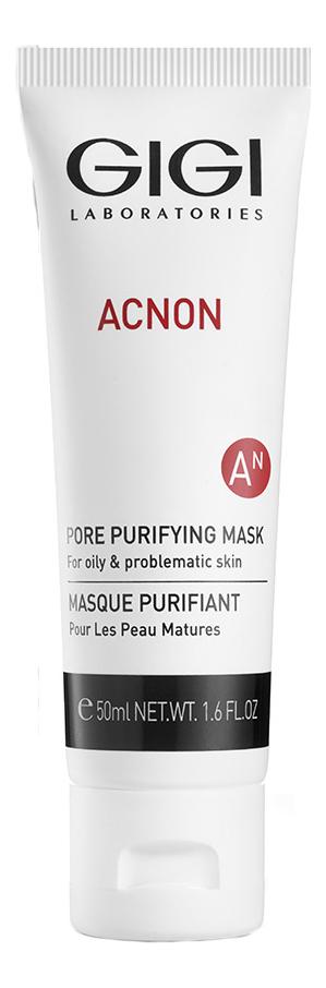 Маска для глубокого очищения пор Acnon Pore Purifying Mask 50мл laneige mini pore маска глиняная увлажняющая для сужения пор mini pore маска глиняная увлажняющая для сужения пор