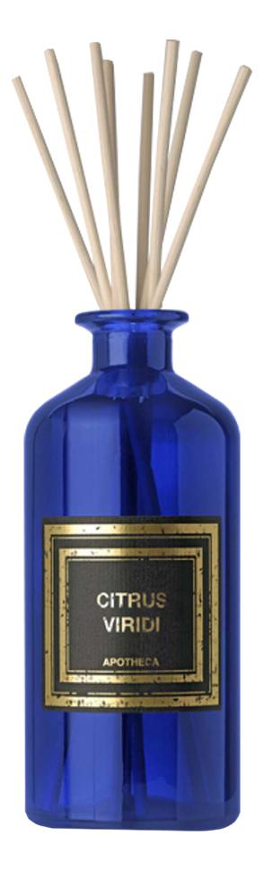 Ароматический диффузор Citrus Viridi: ароматический диффузор 200мл (запаска)