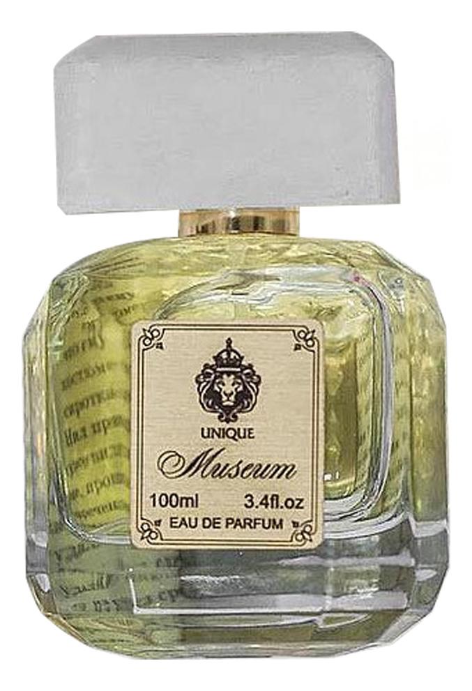 Unique Parfum Museum: парфюмерная вода 100мл