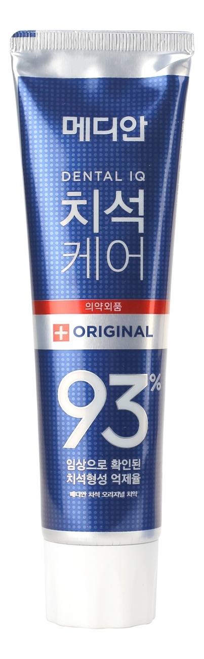 Зубная паста для эффективного удаления зубного налета Dental IQ Original Tooth Paste 120г