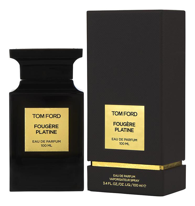 Фото - Tom Ford Fougere Platine: парфюмерная вода 100мл tom ford fougere platine