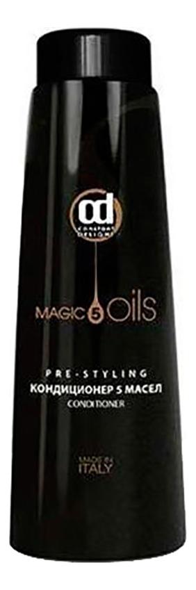 Кондиционер для волос Magic 5 Oils Pre-Styling Conditioner: Кондиционер 1000мл