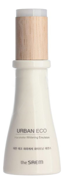 Осветляющая эмульсия для лица с экстрактом новозеландского льна Urban Eco Harakeke Whitening Emulsion 140мл the saem эмульсия для лица