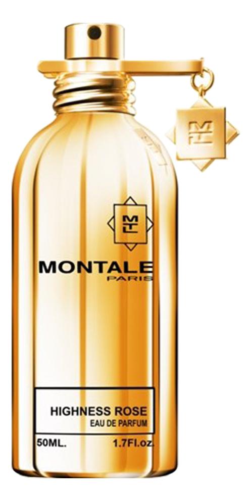 Montale Highness Rose : парфюмерная вода 50мл montale rose tea