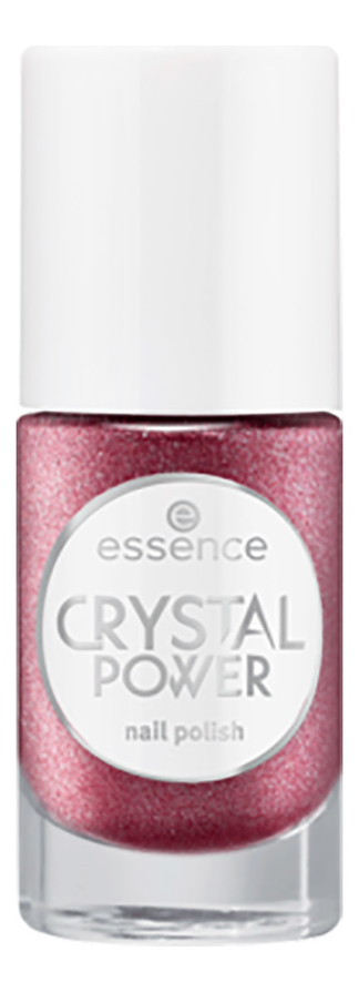 Лак для ногтей Crystal Power 8мл: 03 Be Calm