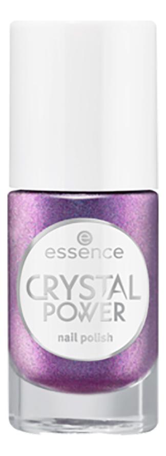 Лак для ногтей Crystal Power 8мл: 04 Be Bourself