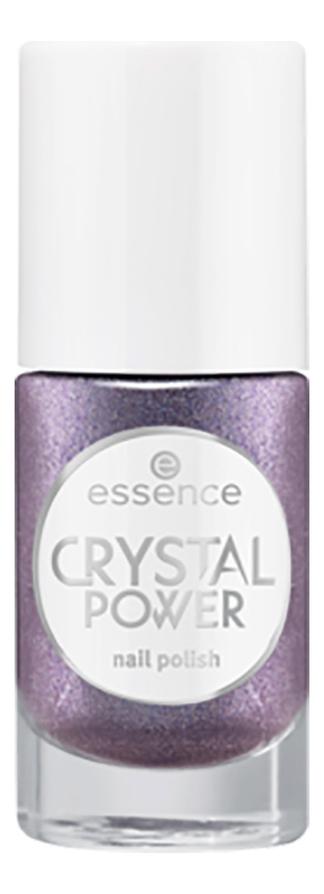 Лак для ногтей Crystal Power 8мл: 05 Be A Dreamer