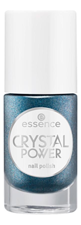 Лак для ногтей Crystal Power 8мл: 06 Be Passionate