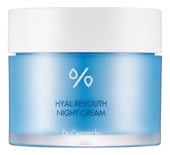 Ночной крем для лица Hyal Reyouth Night Cream 60мл dr ceuracle тонер увлажняющий hyal reyouth 120 мл