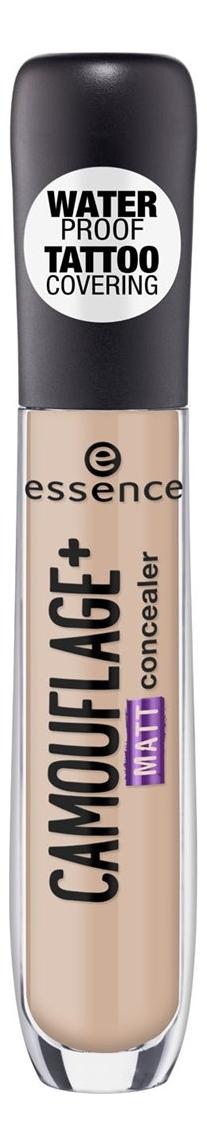 Консилер для лица Essence Camouflage+ Matt Concealer 5мл: 40 Creamy Toffee консилер для лица essence camouflage matt concealer 5мл 70 dark caramel
