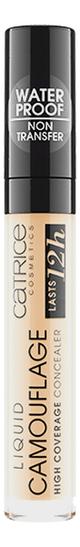 Консилер для лица Liquid Camouflage 5мл: 036 Hazelnut Beige консилер для лица hd liquid coverage precision concealer 2 5мл 020 rose beige
