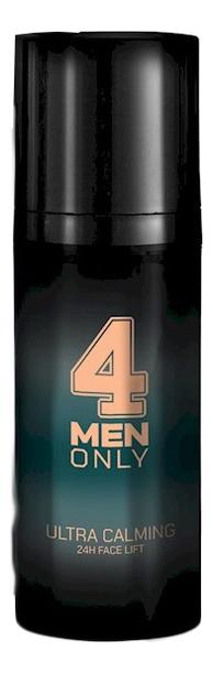Успокаивающий лифтинг-крем для лица 24-часового действия 4 Men Only Ultra Calming 24h Face Lift 50мл успокаивающий тонер для лица ac collection calming liquid intensive 125мл