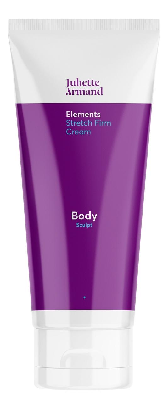 Крем против растяжек и для повышения упругости тела Elements Stretch Firm Cream 200мл крем для тела против растяжек stretch mark cream fast absorbing 200мл