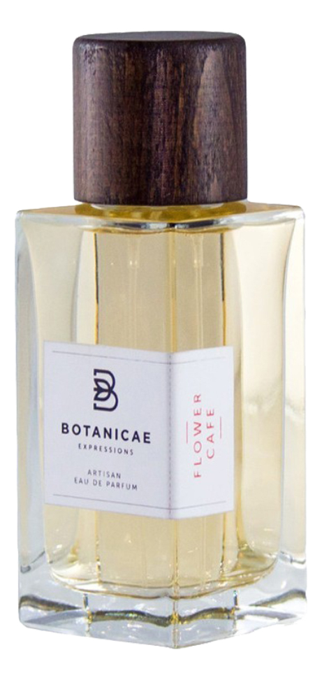 Botanicae Flower Cafe: парфюмерная вода 100мл botanicae patio парфюмерная вода 100мл