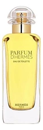 Hermes Parfum d`Hermes: туалетная вода 100мл классические брюки hermes h445400hf09 h445200hf11
