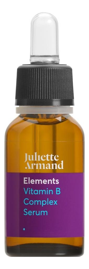 Сыворотка для лица с витаминами группы В Elements Vitamin B Complex Serum 20мл сыворотка для лица с витамином с elements vitamin c serum 20мл
