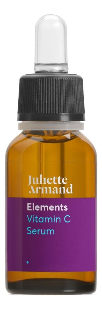 Сыворотка для лица с витамином С Elements Vitamin C Serum 20мл сыворотка для лица с витамином с elements vitamin c serum 20мл