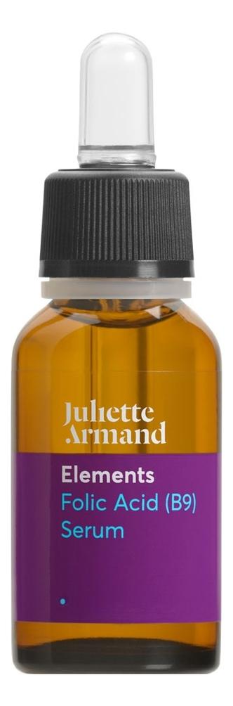Сыворотка для лица с фолиевой кислотой Elements Folic Acid B9 Serum 20мл сыворотка для лица с витамином с elements vitamin c serum 20мл