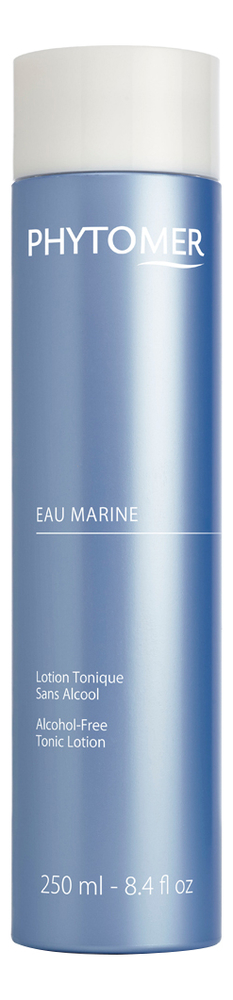 Лосьон-тоник для лица без спирта Eau Marine Lotion Tonique Sans Alcool 250мл помада eau marine тон 30 poeteq