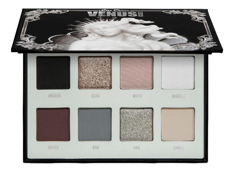 Фото - Палетка теней Venus Immortalis Palettes 16г smashbox cover shot eye palettes палетка теней punked