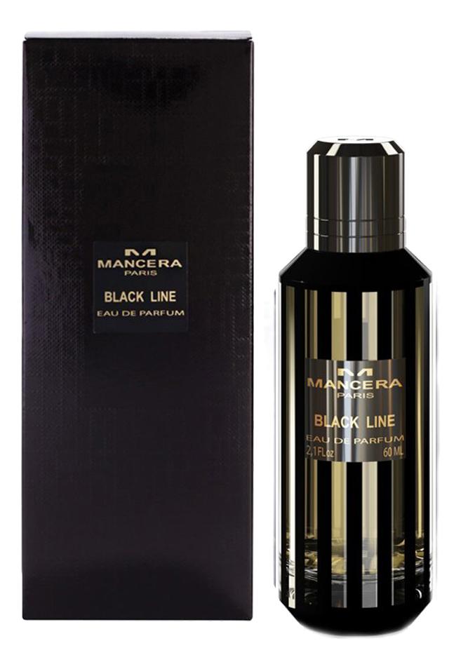 Mancera Black Line: парфюмерная вода 60мл парфюмерная вода mancera mancera ma163luurm10