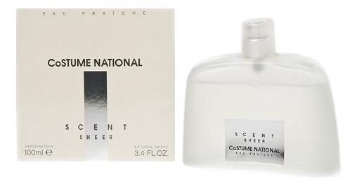 CoSTUME NATIONAL Scent Sheer: парфюмерная вода 100мл