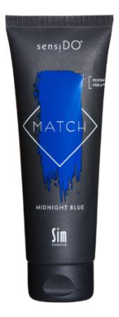 Фото - Интенсивный красителей прямого действия SensiDO Match 125мл: Midnight Blue clarks originals desert boot midnight