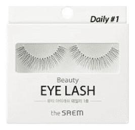 Накладные ресницы Beauty Eye Lash Daily: No 01 накладные ресницы 02 eyelashes 2 the saem eyelash