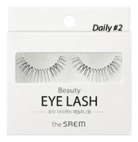 Накладные ресницы Beauty Eye Lash Daily: No 02 накладные ресницы 02 eyelashes 2 the saem eyelash