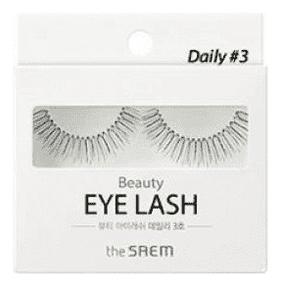 Накладные ресницы Beauty Eye Lash Daily: No 03 накладные ресницы 02 eyelashes 2 the saem eyelash