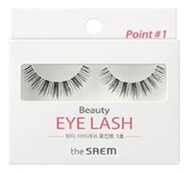 Накладные ресницы Beauty Eye Lash Point: No 01 накладные ресницы 02 eyelashes 2 the saem eyelash